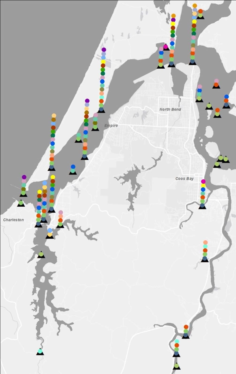 Image Gallery estuary locations