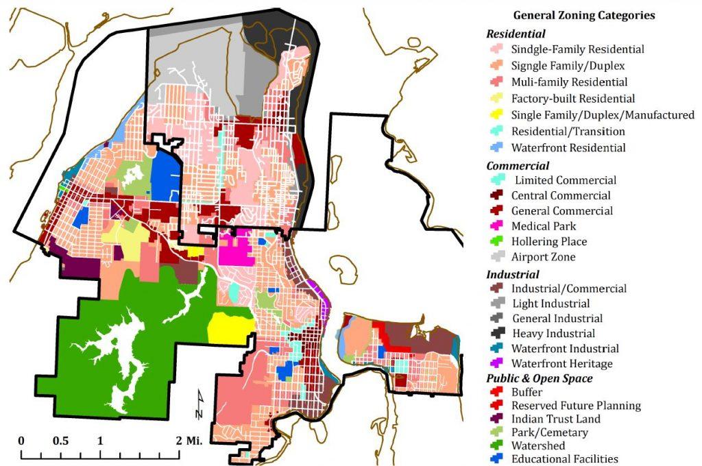 Zoning And Land Use Partnership For Coastal Watersheds